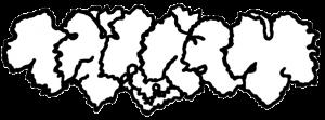 Logotipo hojas de vid